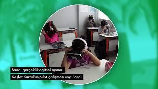 Eğitsel Sanal Gerçeklik Oyunu (Keşfet Kurtul)