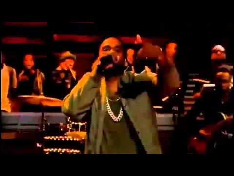 'Bound 2' - Kanye West Jimmy Fallon Performance 2013