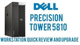 Dell Precision T5810 Memory Installation Guide - Thủ thuật