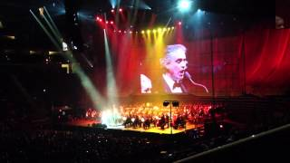 "Andrea Bocelli and Katherine Jenkins - ""The Prayer"" HD (Live in Toyota Center, Houston Tx)"