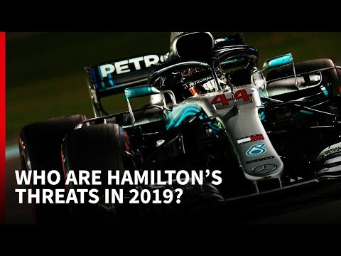 The emerging threats facing Lewis Hamilton in F1