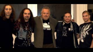 """Video thumbnail of """"Ossian - Ezredszer (Hivatalos szöveges videó / Official Lyric Video)"""""""