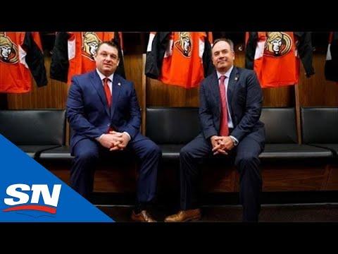 DJ Smith Officially Named Ottawa Senators Head Coach | FULL Press Conference