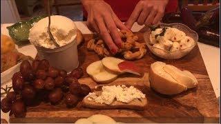 Taralli Cheese Board (video)