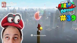 Bombastische Aussicht! | Let's Play Super Mario Odyssey 100% #39 | Deutsch/Gameplay