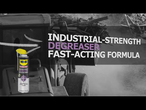 How to Quickly Clean Machinery, Engines and Equipment