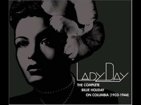 Billie Holiday - Forget If You Can