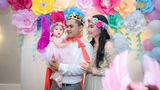 Jiyuu Kazandras First Birthday | DIY Fairy Themed Birthday Party