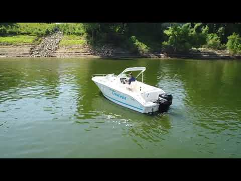 1996 Sea Ray Laguna 21 DC in Memphis, Tennessee - Video 2
