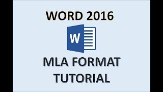 how to do mla format in word most popular videos