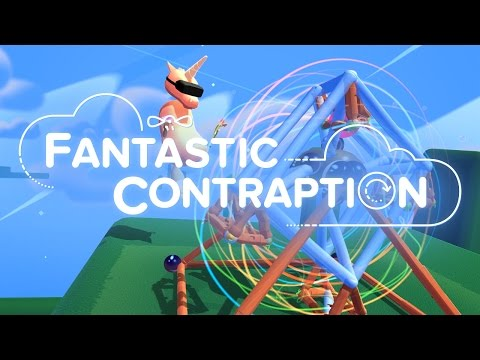Fantastic Contraption Mixed Reality Launch Trailer