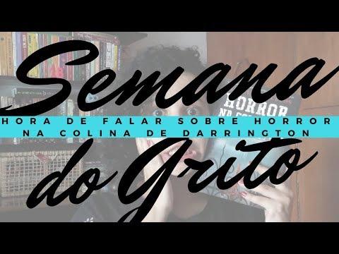 HORROR NA COLINA DE DARRINGTON (MARCUS BARCELOS) | SEMANA DO GRITO | Livraneios