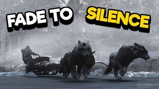 Fade to Silence Gameplay #8 - Crafting the Dog Sled Team!