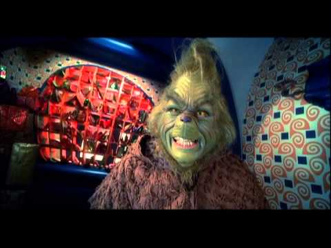 How the Grinch Stole Christmas Movie Trailer