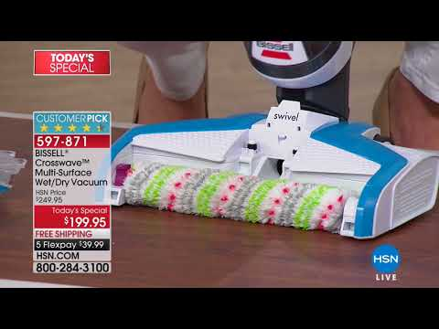 HSN | Bissell Cleaning 05.16.2018 - 11 AM