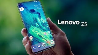 LENOVO Z5 - THE FUTURE IS HERE!!!