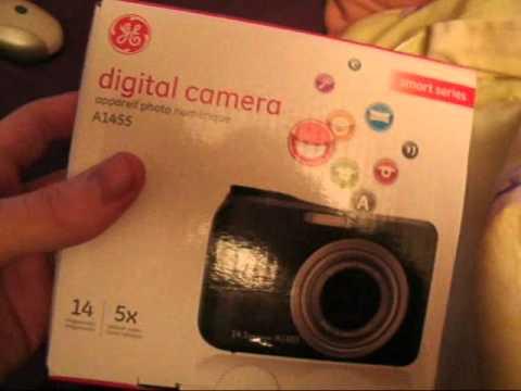 GE A1455 digital camera review