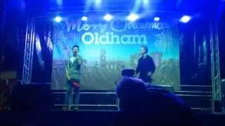 Bars and Melody: Shining Star LIVE (Oldham, 16/11/14)