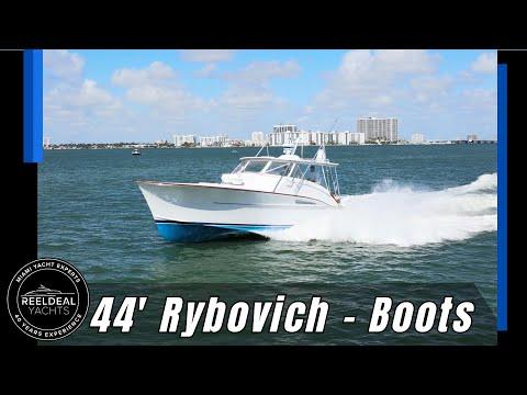 Rybovich Sportfish Express video