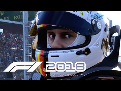Trailer de F1 2018 Headline Edition