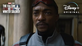Reason | Marvel Studios' The Falcon and The Winter Soldier  Trailer