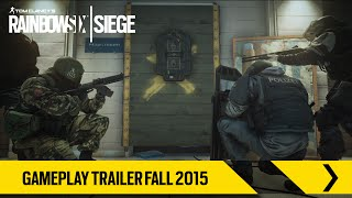 Видео Tom Clancy's Rainbow Six Siege