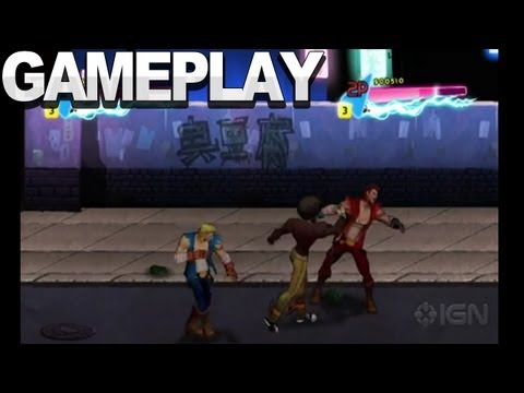 The New Double Dragon Game Looks, Hrm, Well…