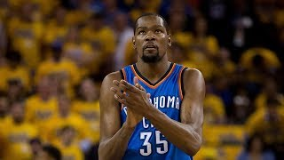 Kevin Durant Mix - The Beautiful & Damned (OKC)