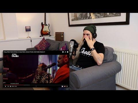 Vocal Coach Reaction - Rahat Fateh Ali Khan & Amjad Sabri 'Rang' [Coke Studio]