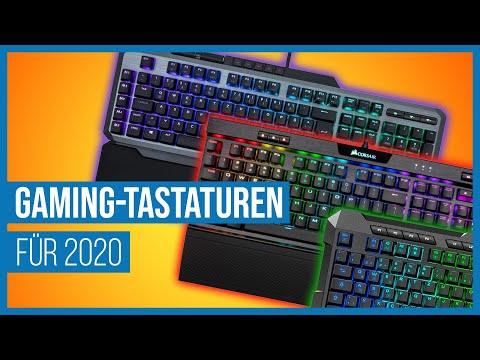 Die besten Gaming-Tastaturen für 2020 im Test / Review