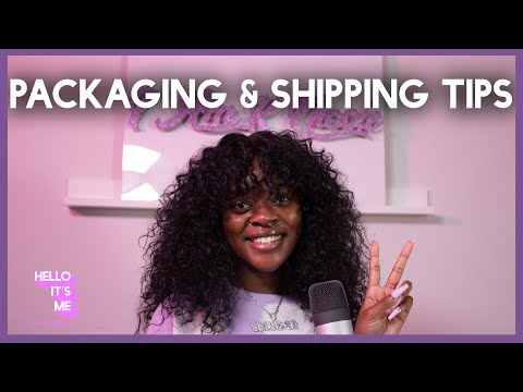 , title : 'Hello It's Me, IAmKNicole Episode 8: Shipping & Packaging Tips + The Legal Side of Business