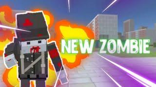Simple Sandbox 2 - New Zombie in Simple Sandbox 2|Новые Зомби в Симпл Сандбокс 2!SSB2!!!!!!