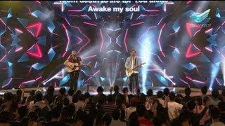 CityWorship: Awake My Soul (Chris Tomlin) // Ryan Smith @ City Harvest Church