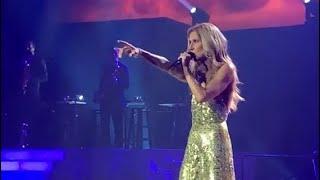Celine Dion - Flying On My Own Live In Las Vegas!! June 7 2019