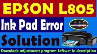 epson l805 driver free download