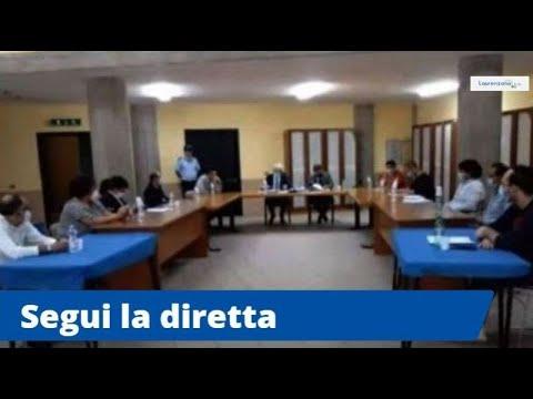 Preview video Video consiglio comunale Laurenzana diretta streaming Laurenzana 6 agosto 2020