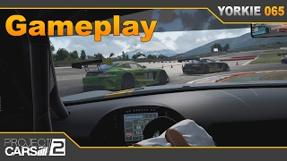 Project CARS 2: Gameplay - Mercedes AMG GT3 - Fuji International Speedway