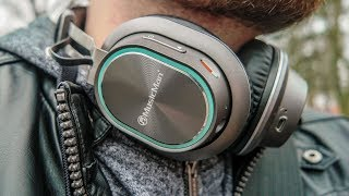Leuchtende Bluetooth Kopfhörer & microSD Slot | MusicMan LED BT-X33 Kopfhörer - Speedy Sunday #2