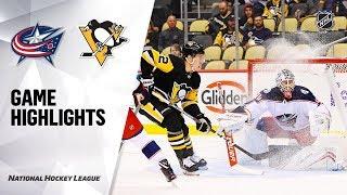 09/19/19 Condensed Game: Blue Jackets @ Penguins