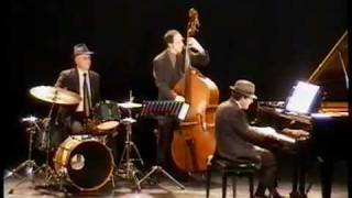 jazz piano trio Pascal Wintz