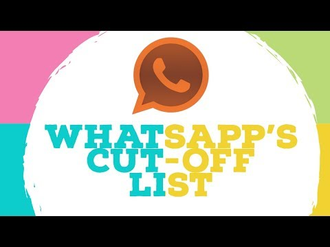 Whatsapp to stop supporting these phones: All you need to know