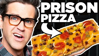 Today, we're joined by Cameron Monaghan to taste and determine if these prison food hacks are real or fake! GMM #1672
