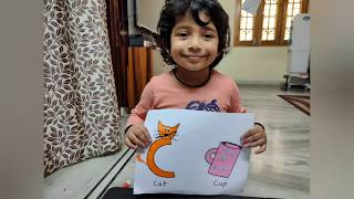 Alphabet C Crafts For Preschoolers