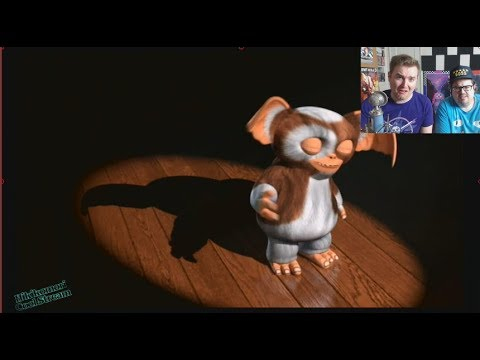 Gremlins Gizmo (Wii)  - Kirk and Miles | HM