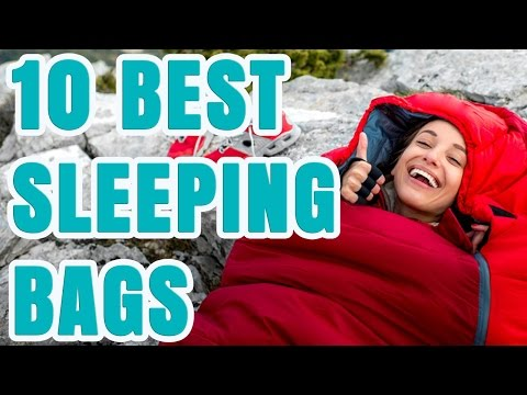 Best Sleeping Bag 2016/2017 – TOP 10 Sleeping Bags