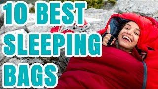 Best Sleeping Bag 2016/2017 – TOP 10 Sleeping Bags