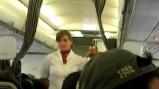 preview picture of video 'Presentacion Vuelo Taca Peru 075'