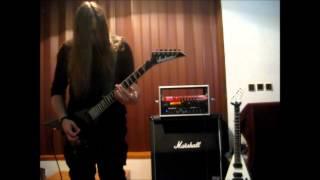 Savage Messiah ENEMY IMAGE guitar cover