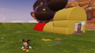 O Rato Mickey | How To Make A Mickey Mouse Clubhouse Disney Infinity | Episode 29 | ZigZag