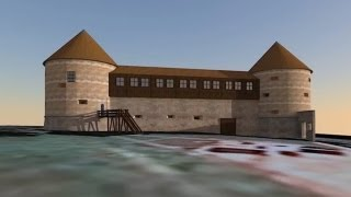 preview picture of video 'Sisak Fortress'